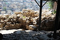 The Large Stone Structure, archaeological site in Jerusalem