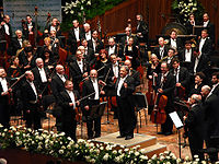 Israel Philharmonic Orchestra conducted by Zubin Mehta