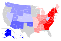 U.S. states by date of statehood: