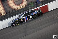 Kevin Harvick started from pole position.