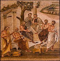 Ancient higher-learning institutions