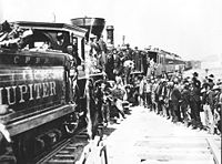 History of rail transportation in the United States
