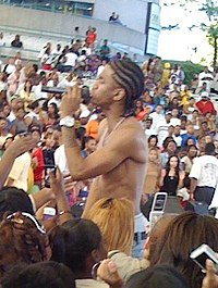 Songz performing in 2007