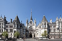 The Royal Courts of Justice of England and Wales