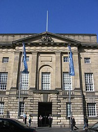 The High Court of Justiciary – the supreme criminal court of Scotland
