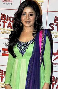 List of awards and nominations received by Sunidhi Chauhan
