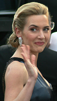 Winslet at the 81st Academy Awards, where she won the Best Actress award for her performance in The Reader (2008)