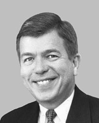 Roy Blunt in his first term in the U.S. House of Representatives
