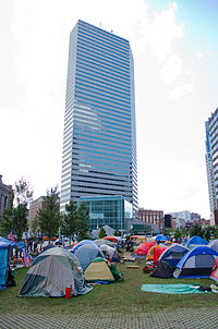 List of Occupy movement protest locations in the United States