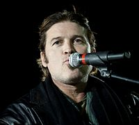 Cyrus and her father Billy Ray (pictured) have collaborated on four tracks, two for Hannah Montana soundtracks and two for his own studio albums.