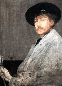 James McNeil Whistler, noted American painter, grew up in Springfield