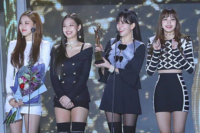 Blackpink at Seoul Music Awards in 2018