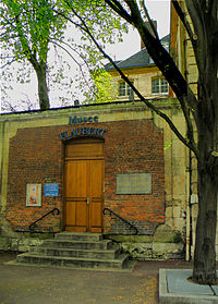 Flaubert's birthplace, now a museum
