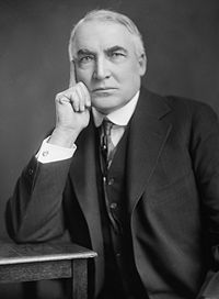 Presidency of Warren G. Harding