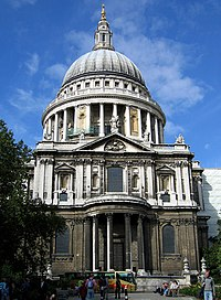 List of churches in the City of London