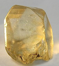 Topaz from the Jos Plateau in Plateau State