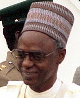 Shehu Shagari was the first democratically elected President of Nigeria in the Second Nigerian Republic from 1979 to 1983.