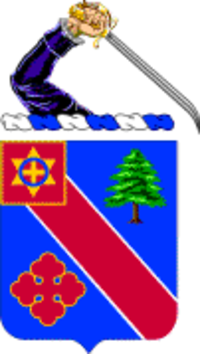 <center>211th Military Police Battalion (formerly the 211th Artillery and 220th Infantry)</center>