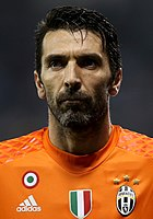 Gianluigi Buffon has made the most appearances in Serie A (653)