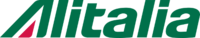 Alitalia adopted a new logo in 2009. It was designed by Saatchi & Saatchi. This version has been updated again in 2016.
