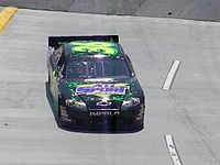 Dave Blaney at Martinsville in 2011.