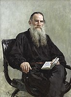 Leo Tolstoy is regarded as one of the greatest authors of all time.