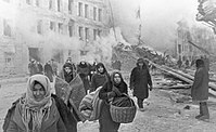 The Siege of Leningrad was the deadliest siege of a city in history.