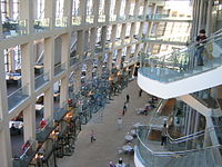Salt Lake City Public Library. The American Library Association called it the best in the US in 2006.