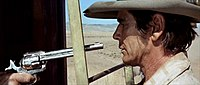 Bronson in 1968's Once Upon a Time in the West