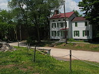 Historic Richmond Town museum complex is located in the heart of Staten Island.