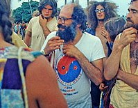 Protesting at the 1972 Republican National Convention
