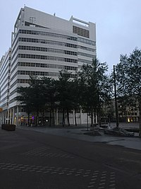 City Hall in The Hague