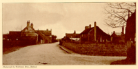 """The village of Scrooby, England circa 1911, home to the """"Saints"""" until 1607"""