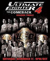 The Ultimate Fighter 4
