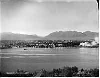 History of Vancouver