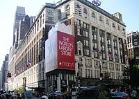 Herald Square, with Macy's