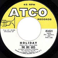 Holiday (Bee Gees song)