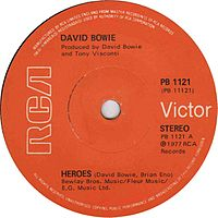 """""""Heroes"""" (David Bowie song)"""