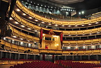 The Teatro Real