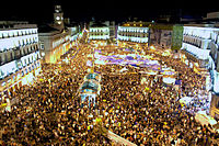 2011 Anti-austerity protests in the Puerta del Sol