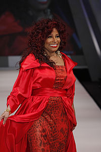 """Chaka Khan (born 1953) has been called the """"Queen of Funk."""""""