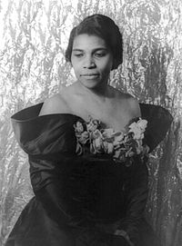 Marian Anderson in 1940