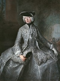 Princess Anna Amalia (1723–1787) was a Prussian composer and score curator known for her chamber works, which included trios, marches, cantatas, songs and fugues.