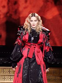 Madonna is often referred to as the artist who changed the role of women in popular music.
