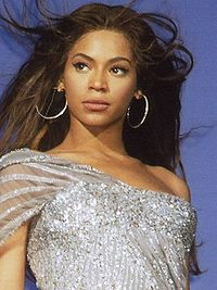 Beyoncé was one of the best selling female performers of the 2000s.