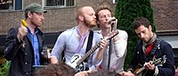 Coldplay is considered to be the most successful British rock act of the decade.