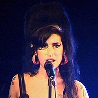 Amy Winehouse became one of the biggest British soul artists of the decade.