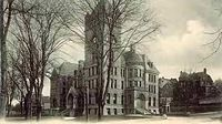 Fall River Superior Court in 1905