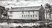 First Cotton Mill, built in 1811