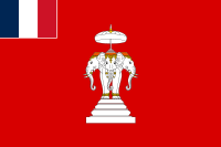 French protectorate of Laos